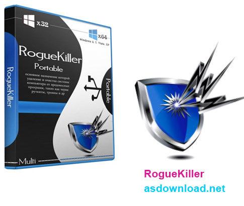 دانلود نرم افزار RogueKiller 12.1.4 + x64 - حذف برنامه های مشکوک و مخرب