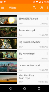 1.9.6 VLC for Android - دانلود پلیر قدرتمند وی ال سی برای اندروید
