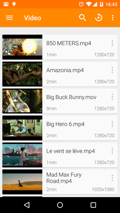 VLC -Android