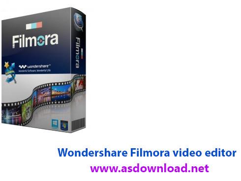 Wondershare Filmora video editor