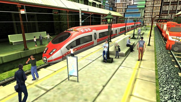 1-Train Simulator 2016