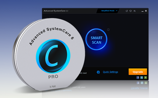 Advanced SystemCare Pro 10.0.3.620 / Ultimate 9.0.1.711 -نرم افزار یافتن مشکلات کامپیوتر و حل آنها