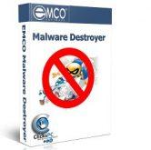 EMCO Malware Destroyer - نرم افزار حذف بدافزارهای جاسوسی