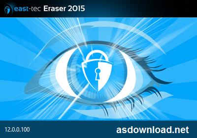 East-Tec Eraser 12.7.0.8285 - نرم افزار حذف ردپای شما از اینترنت و کامپیوتر