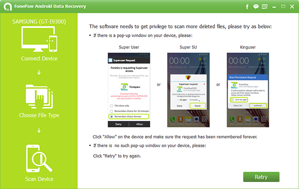 FonePaw Android--Data Recovery