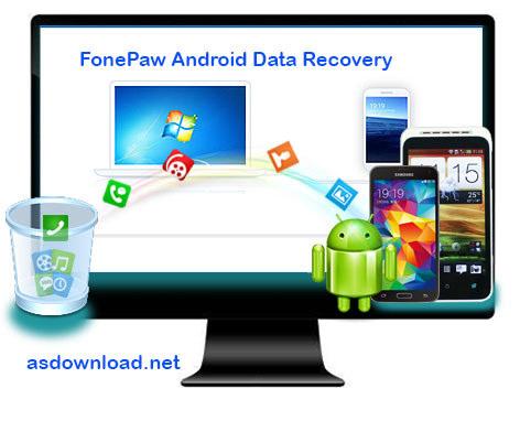 دانلود FonePaw Android Data Recovery