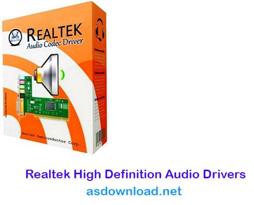 دانلود نسخه جدید درایور Realtek High Definition Audio Drivers 6.0.1.7807 WHQL