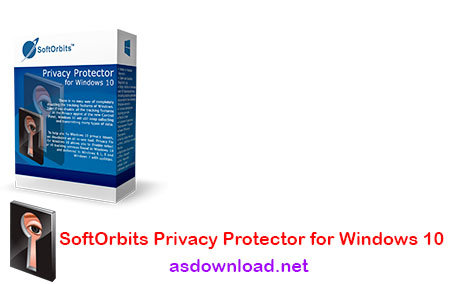 SoftOrbits Privacy Protector for Windows 10_v1.6 - نرم افزار امنیت ویندوز 10
