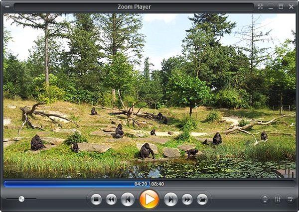 Zoom Player MAX Pro - دانلود پلیر قدرتمند پخش موزیک و فیلم