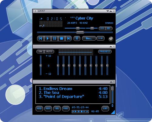 دانلود موزیک پلیر  qmmp 0.9.9