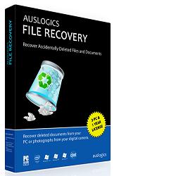 Auslogics File Recovery 7.1 - نرم افزار بازیابی اطلاعات از حافظه فرمت شده