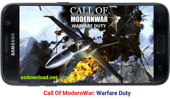 دانلود Call Of ModernWar: Warfare Duty