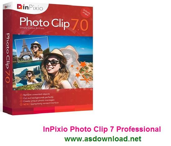 دانلود نرم افزار  InPixio Photo Clip 7 Professional v7.02 – ویرایش و حذف قسمت دلخواه عکس