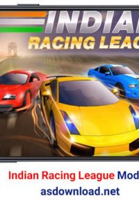 دانلود بازی Indian Racing League v1.3 - Mod - مسابقه ماشین سواری هندی