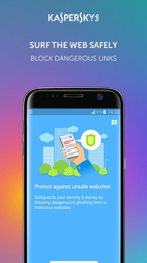 Kaspersky Antivirus & Security v11.13.4.814 - دانلود آنتی ویروس کسپرسکی برای اندروید