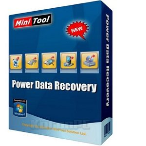 Power Data Recovery 7.5.0.0 Personal +crack - نرم افزار ریکاوری فایل های پاک شده