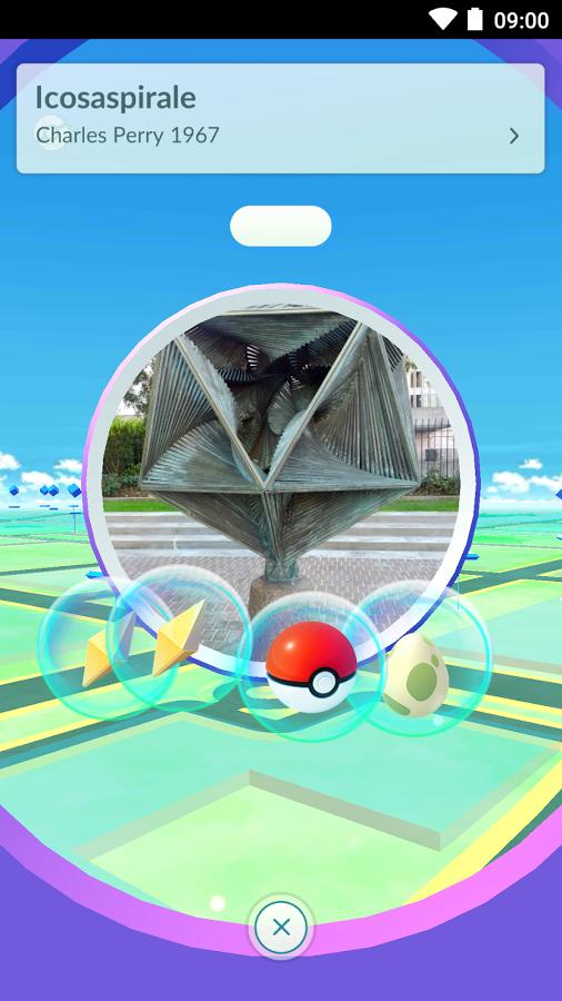 Pokemon-GO mobile