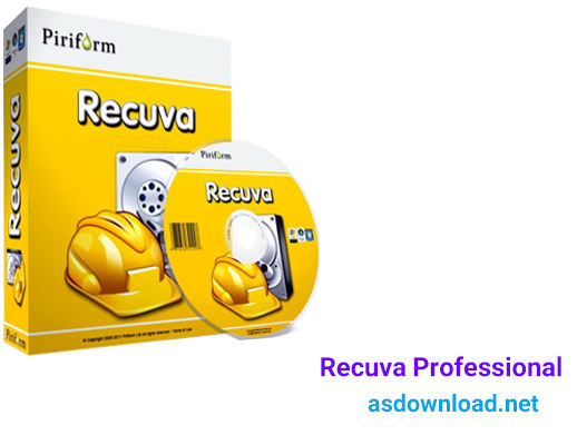 Recuva Professional v1.53.1087 - یکی از قویترین نرم افزار های بازیابی اطلاعات