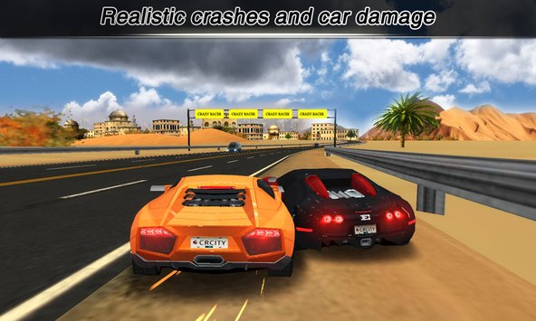 1-City Racing 3D