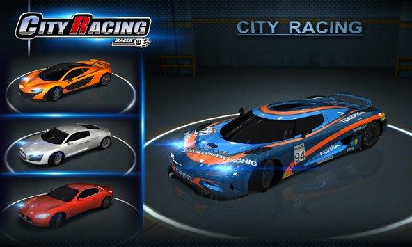 2-City Racing 3D