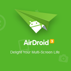 AirDroid - مدیریت گوشی های اندروید با کامپیوتر