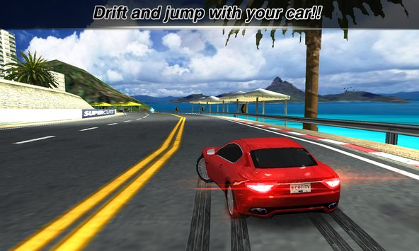 City Racing 3D game