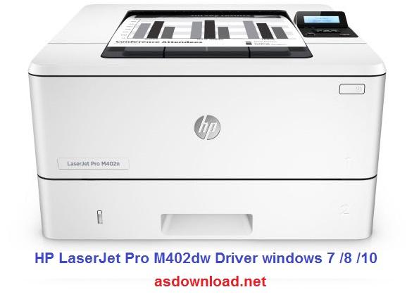 دانلود درایور پرینتر اچ پی ام 402 – HP LaserJet Pro M402dw Driver