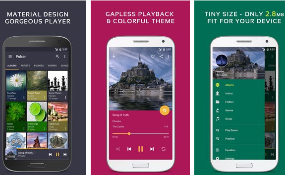 Pulsar Music Player APK
