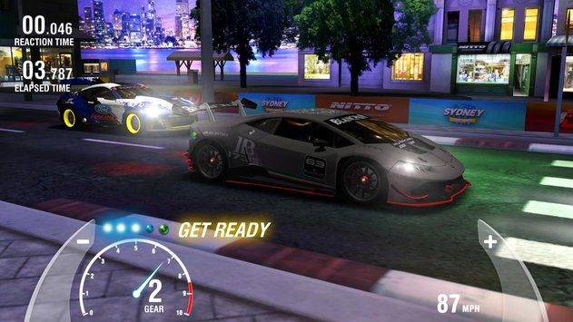 Racing Rivals game android