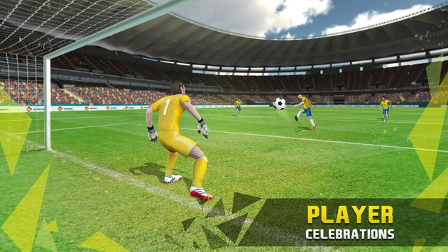 Soccer Star 2016 World Legend game android