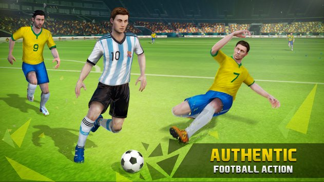 Soccer Star 2016 World Legend game