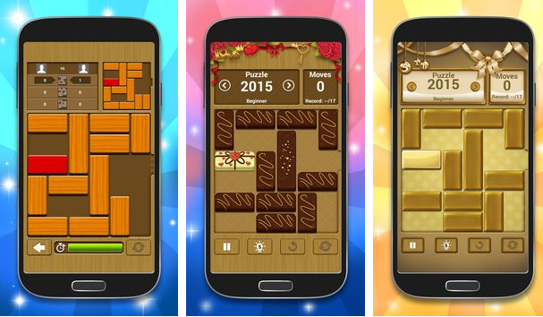 Unblock Me game android