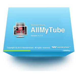 نرم افزار دانلود فیلم های در حال پخش از اینترنت -Wondershare AllMyTube 4.9.2.10