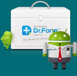 دانلود Wondershare Dr.Fone for Android 10.0.1.154 - قوی ترین نرم افزار ریکاوری برای اندروید