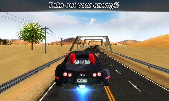 android City Racing 3D game