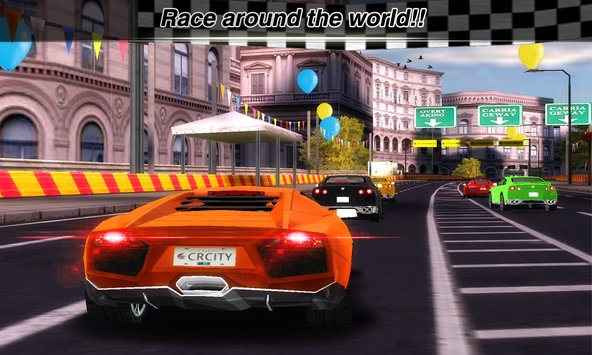 android City Racing 3D
