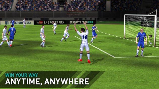 2017 FIFA Mobile Soccer