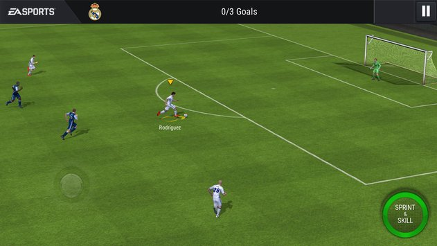FIFA Mobile Soccer 2017