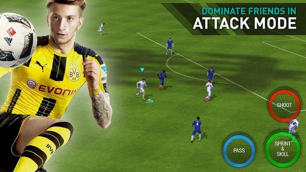 game FIFA Mobile Soccer