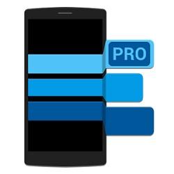 دانلود تم لانچر ایج برای اندروید – Edge Launcher Pro v2.2.3.pro build 35