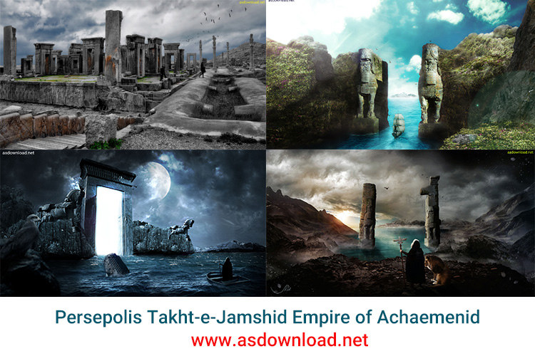 Persepolis Takht-e-Jamshid Empire of Achaemenid