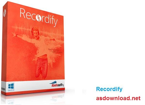 Recordify 2016 1.54 - نرم افزار دانلود موزیک از سایت های اشتراک موزیک