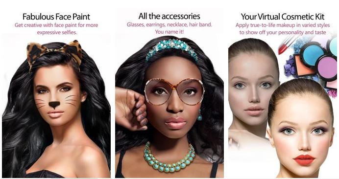 YouCam Makeup- Makeover Studio - استودیو آرایش و ویرایش عکس اندروید
