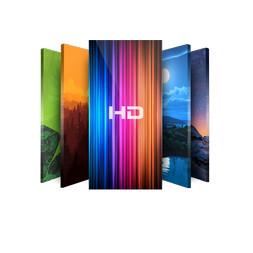 دانلود اپلیکیشن والپیپر اندروید - Backgrounds HD Wallpapers 1.8