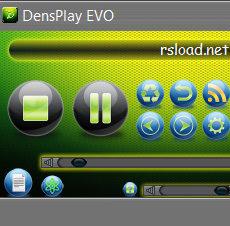 دانلود پلیر DensPlay 2.3.2 + portable