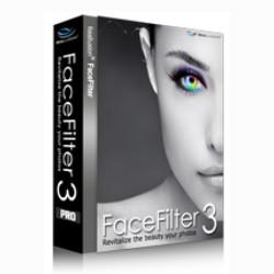 Reallusion FaceFilter Pro 3.02.2713.1 SE - نرم افزار روتوش حرفه ای چهره