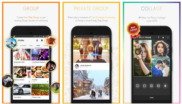 PicMix Photos in Collages APK
