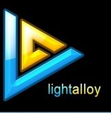 light alloy player