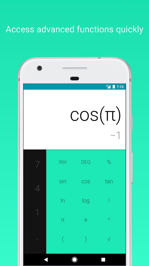 Google Calculator android