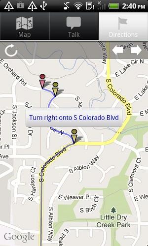 Phone Tracker IM Map Navigator apk
